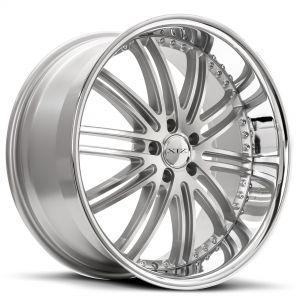 XIX X23 Silver-Brushed Standard