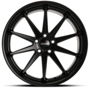 XIX X31 Matte-Black Front
