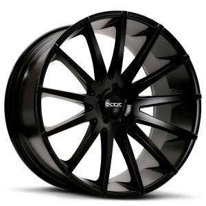 XIX X39 Satin-Black Standard