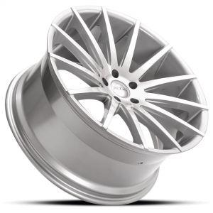 XIX X39 Silver-Machined Dramatic