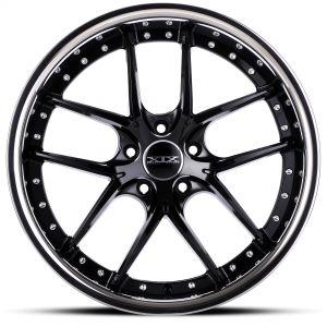 XIX X61 Gloss-Black Front