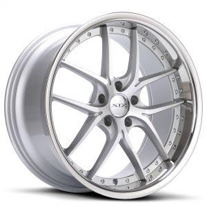 XIX X61 Silver-Brushed Standard