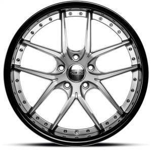 XIX X61 Silver-Black-Lip Front