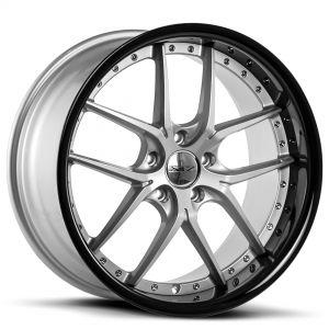 XIX X61 Silver-Black-Lip Standard